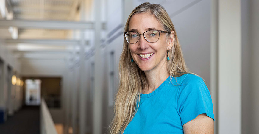 Professor Patti LiWang